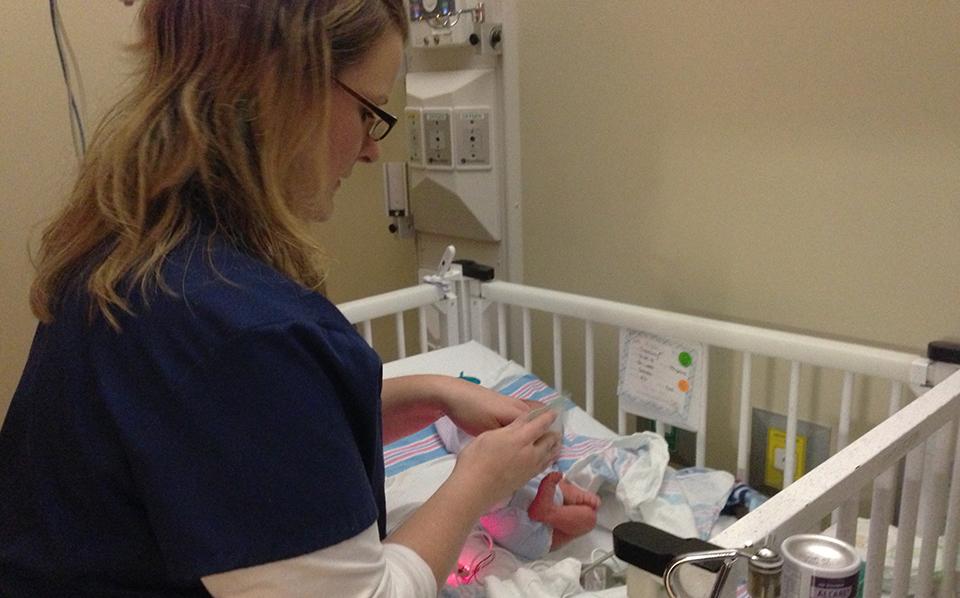 Our Amazing Nurse, Teri!