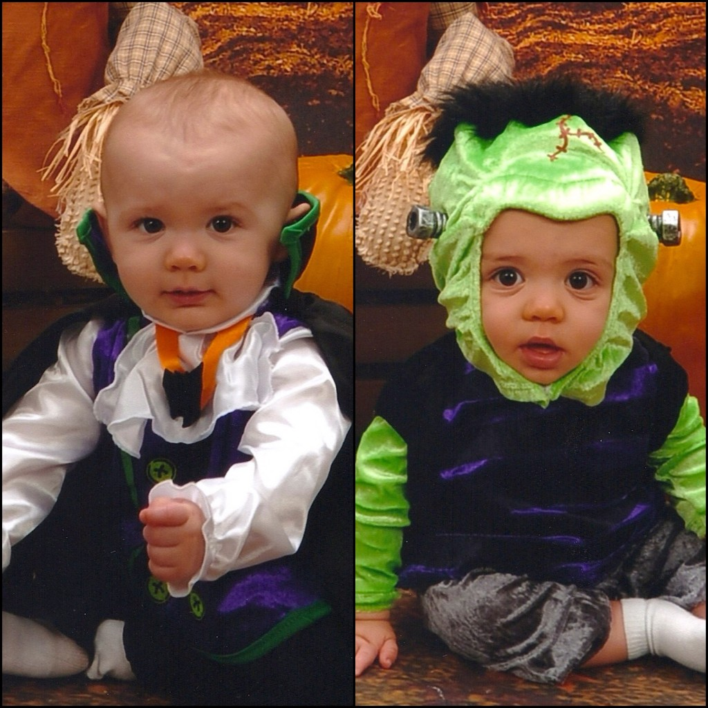 Our First Halloween
