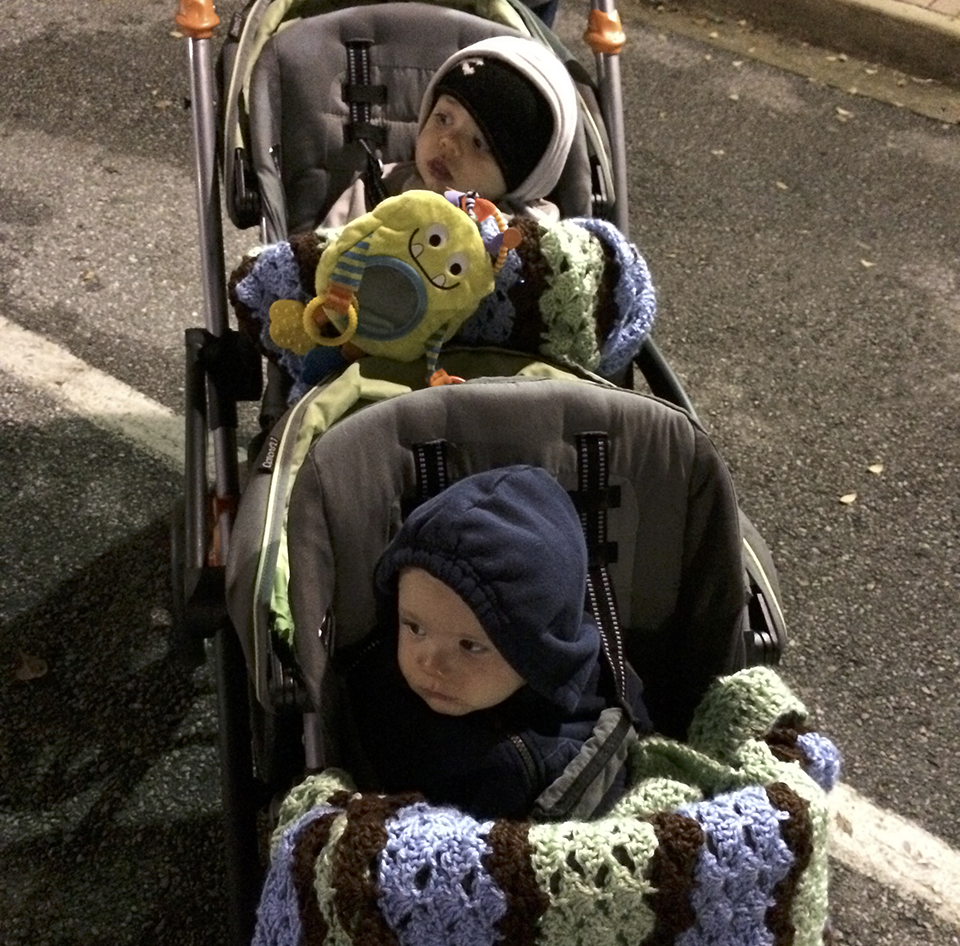 Watched the Gadsden Christmas Parade